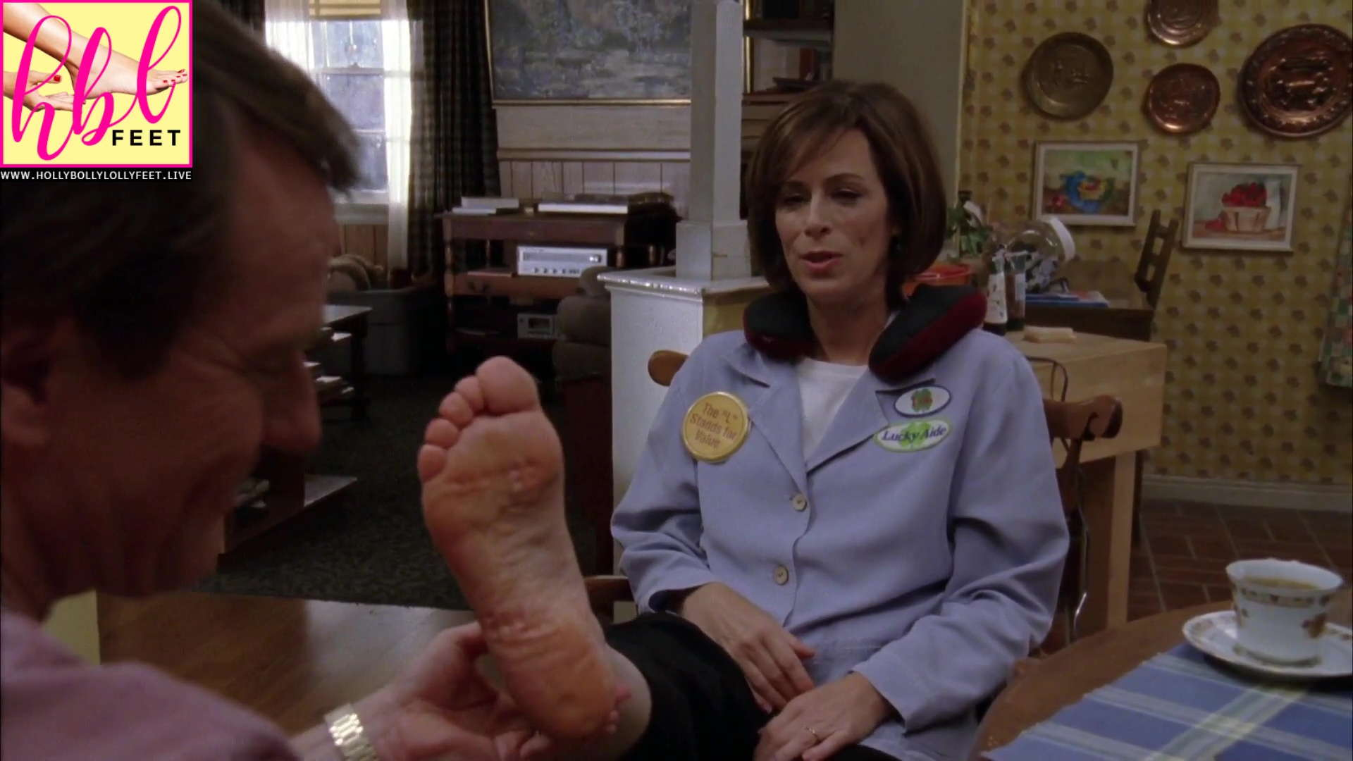 jane kaczmarek ass and feet
