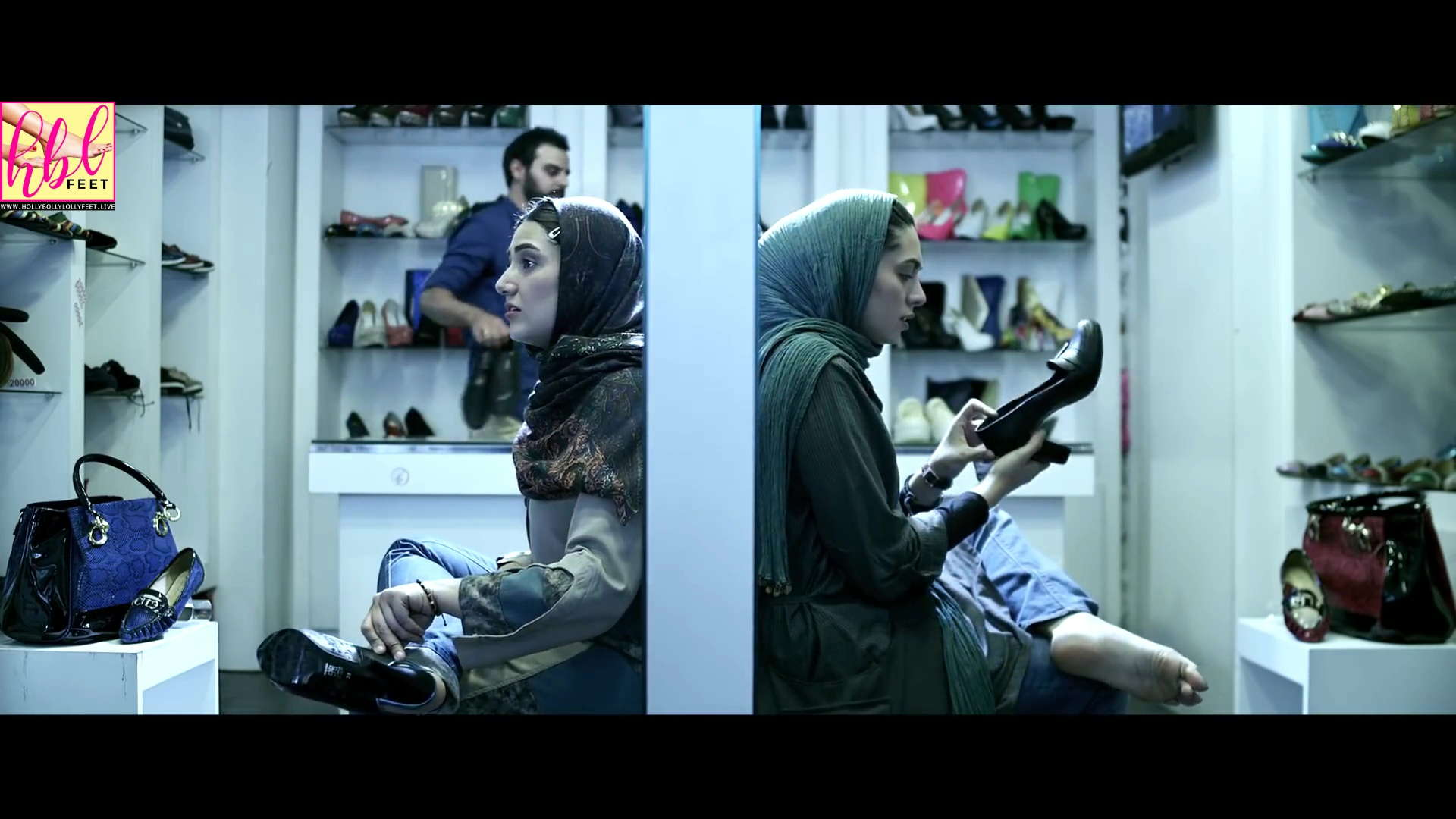 Httpsjamesrobison Usfilm Dokhtar Irani: Holly Bolly Lolly Feet (HBL Feet)