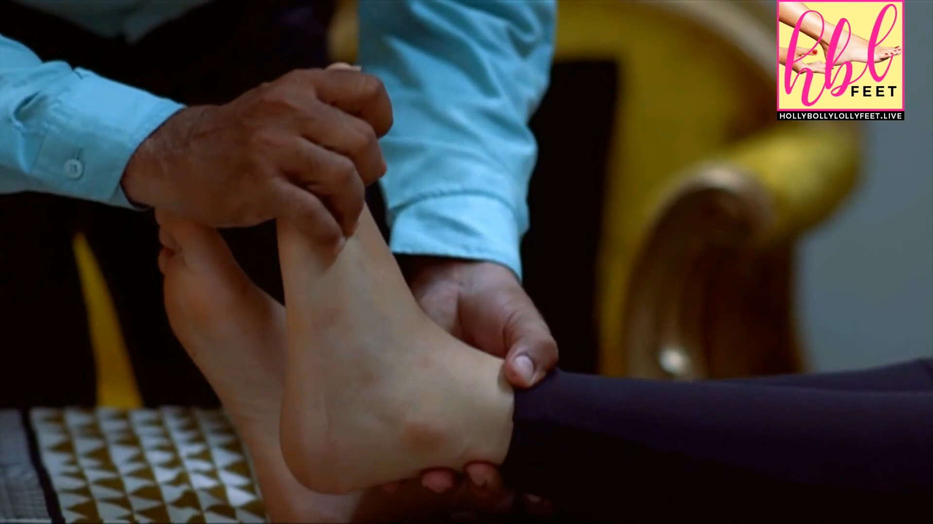 Nice feet soles