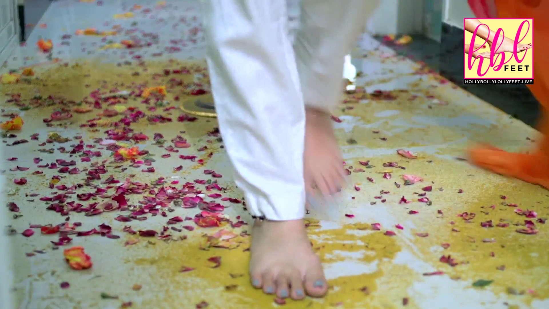 Anoushay Abbasi Feet Closeups