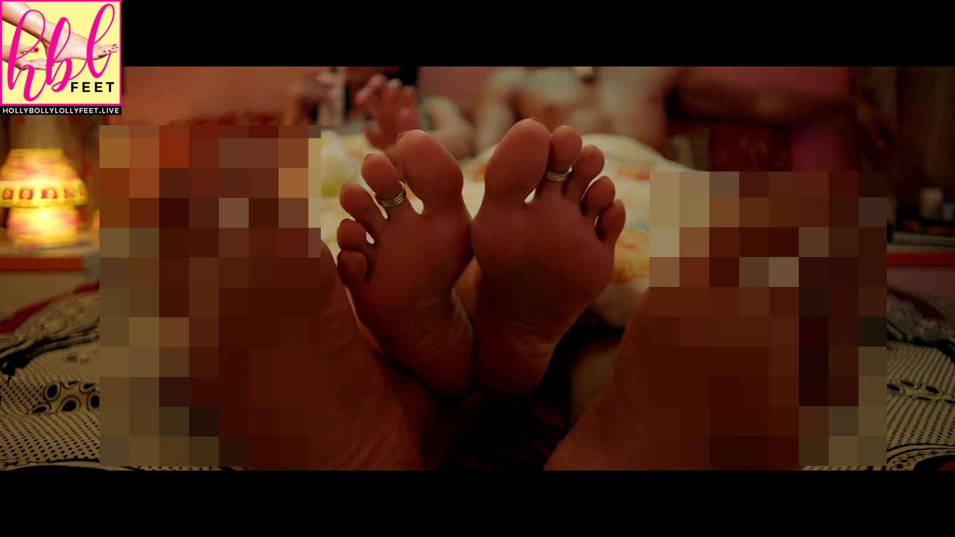 Kirti Kulhari Feet Soles