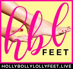 Holly Bolly Lolly Feet