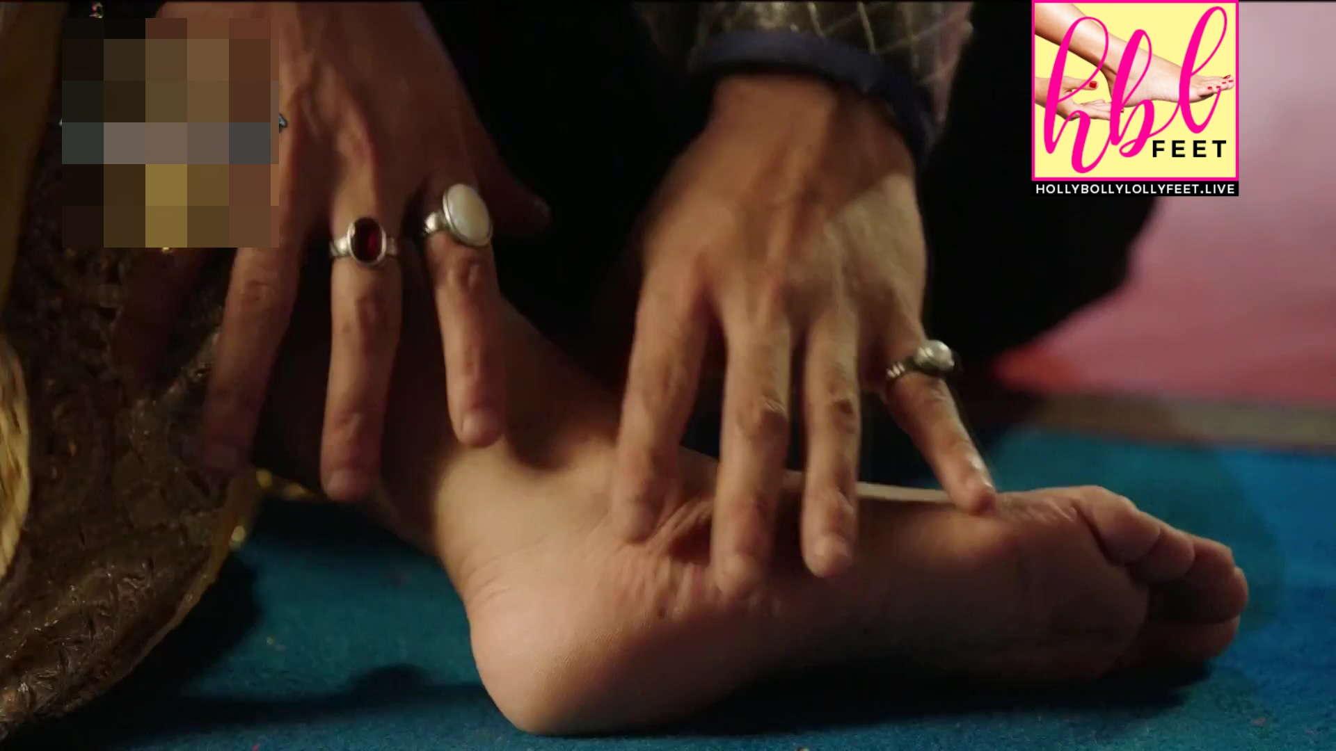 Renee Dhyani Feet Sole