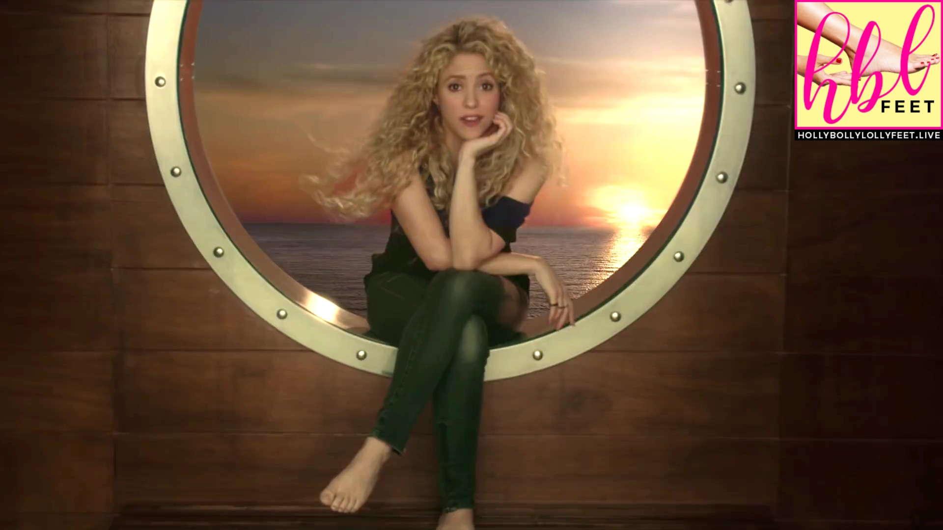 Feet Shakira nude photos 2019
